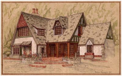 House #31 A Classic Tudor