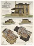 House 408 Summary and Construction