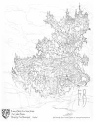 Concept Art for Calibur Studios