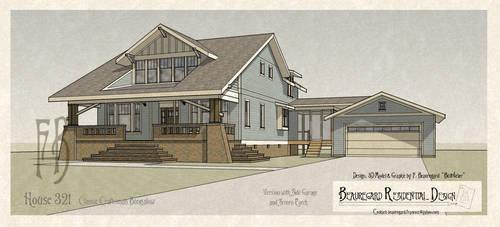 House 321 Custom Residence