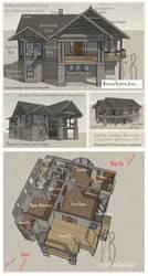 House 421 Custom Home Design