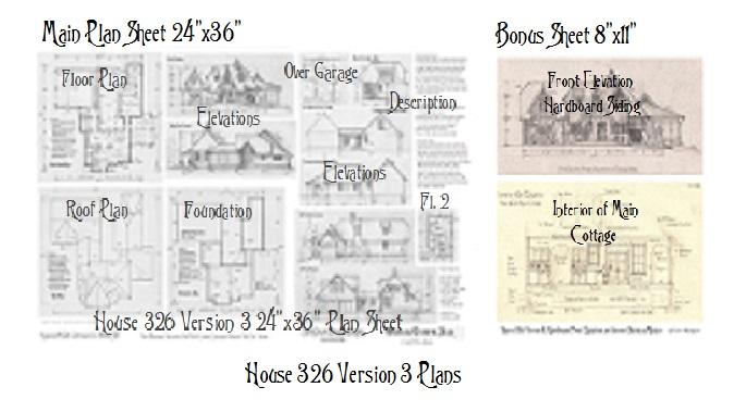 House 326 Version 3 Plan Dexcription Thumbnail