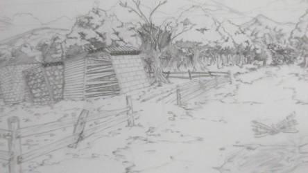 Escenario campestre by elyorch