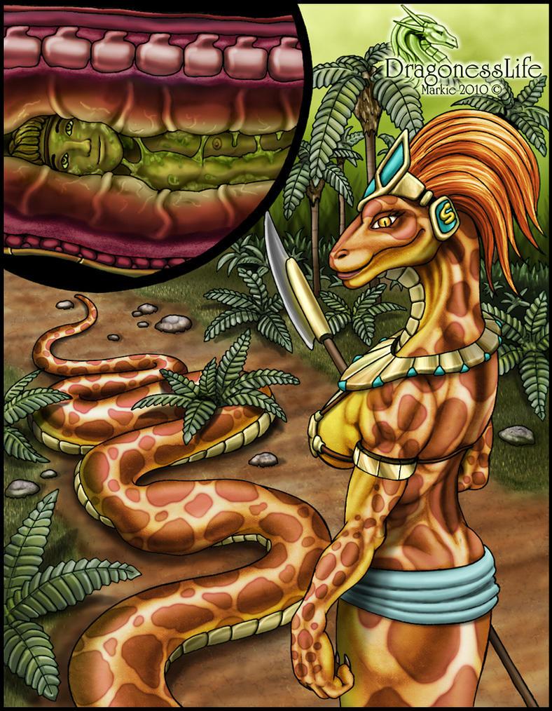 Порно змея смотреть