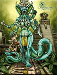 Dragoness Kali