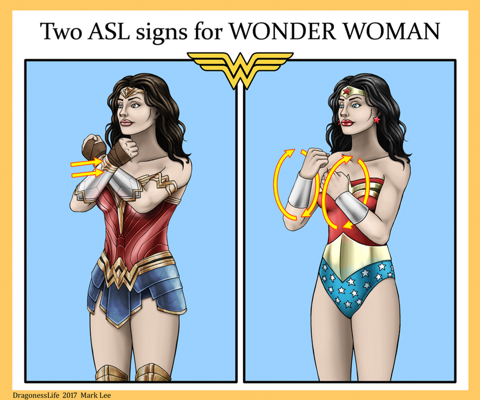 Wonder In Asl