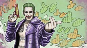 The Joker ASL by DragonessLife
