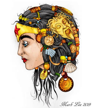 Wonder Woman Greek