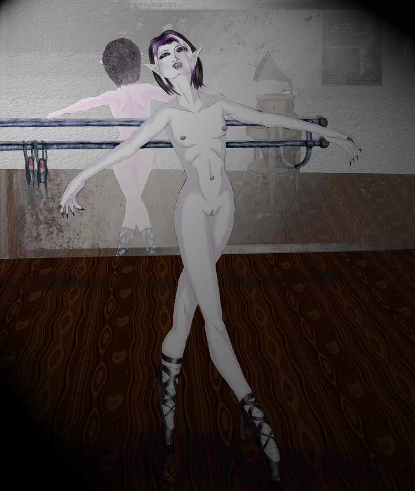 Balenchine Body by JessicaRaven