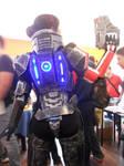 MASS EFFECT : Femshep Armor