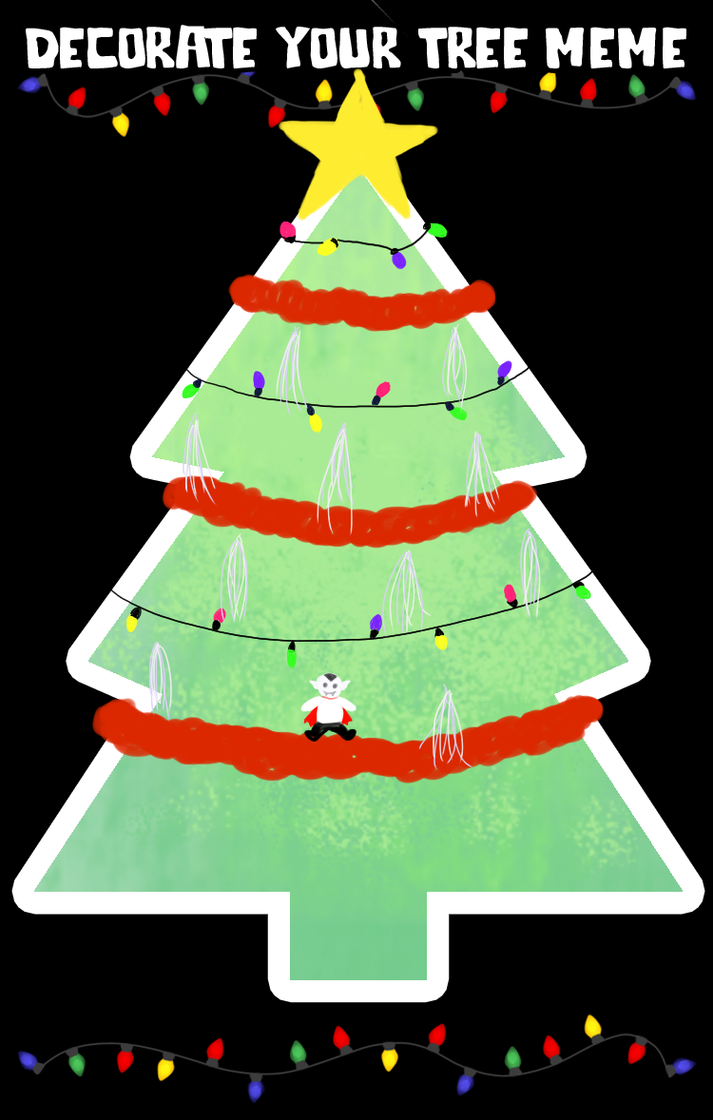 Funny Christmas Tree Meme : Ur christmas tree meme by nightofravens on deviantart