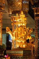 Erawan Shrine - Bangkok by adrianoceliento