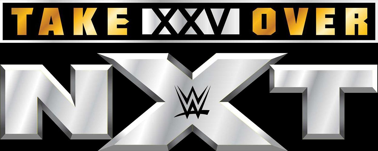 Afbeeldingsresultaat voor NXT Takeover XXv logo