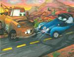 Mater's Dream Come True by Lilschmoopie