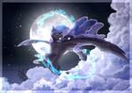 Re-draw Princess Luna