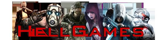 HellGames logo by krysztalzg