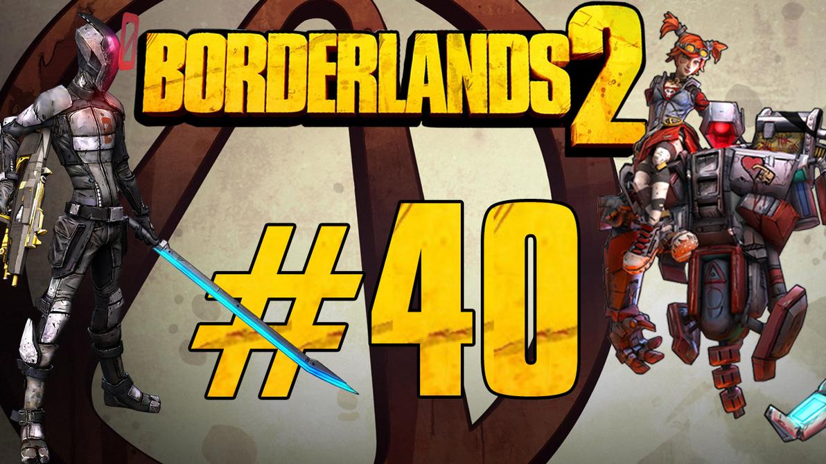 Borderlands 2 YT miniature by krysztalzg