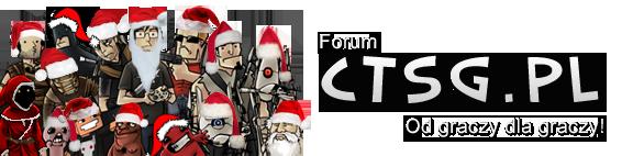 CTSG forum x-mas logo by krysztalzg