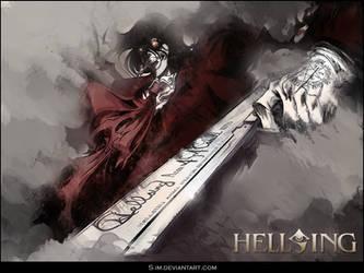 Hellsing by S-im