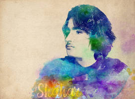 Shahar watercolor-graphic