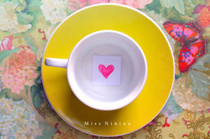 Heart In The Cup by Miss-NiNiNa