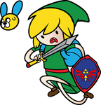 Adventure In Hyrule With Finn And Jake
