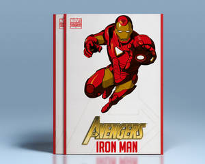 Avengers With Iron Man (Variant Cover)