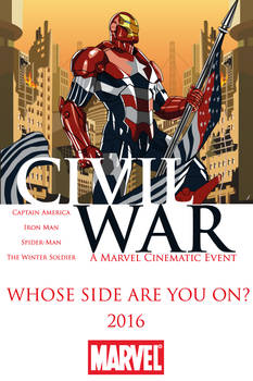CIVIL WAR (Whose Side Are You On?)