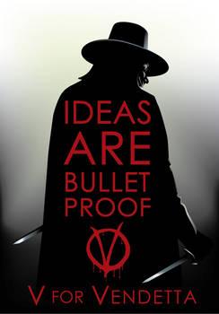 V For Vendetta Tribute