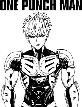 Genos The Demon Cyborg (One Punch Man)