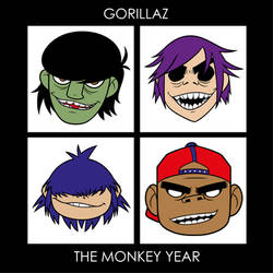 Gorillaz The Monkey Year (Cover Tribute)
