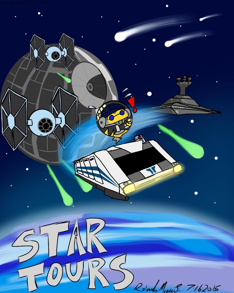 StarTours by DarkRoleX