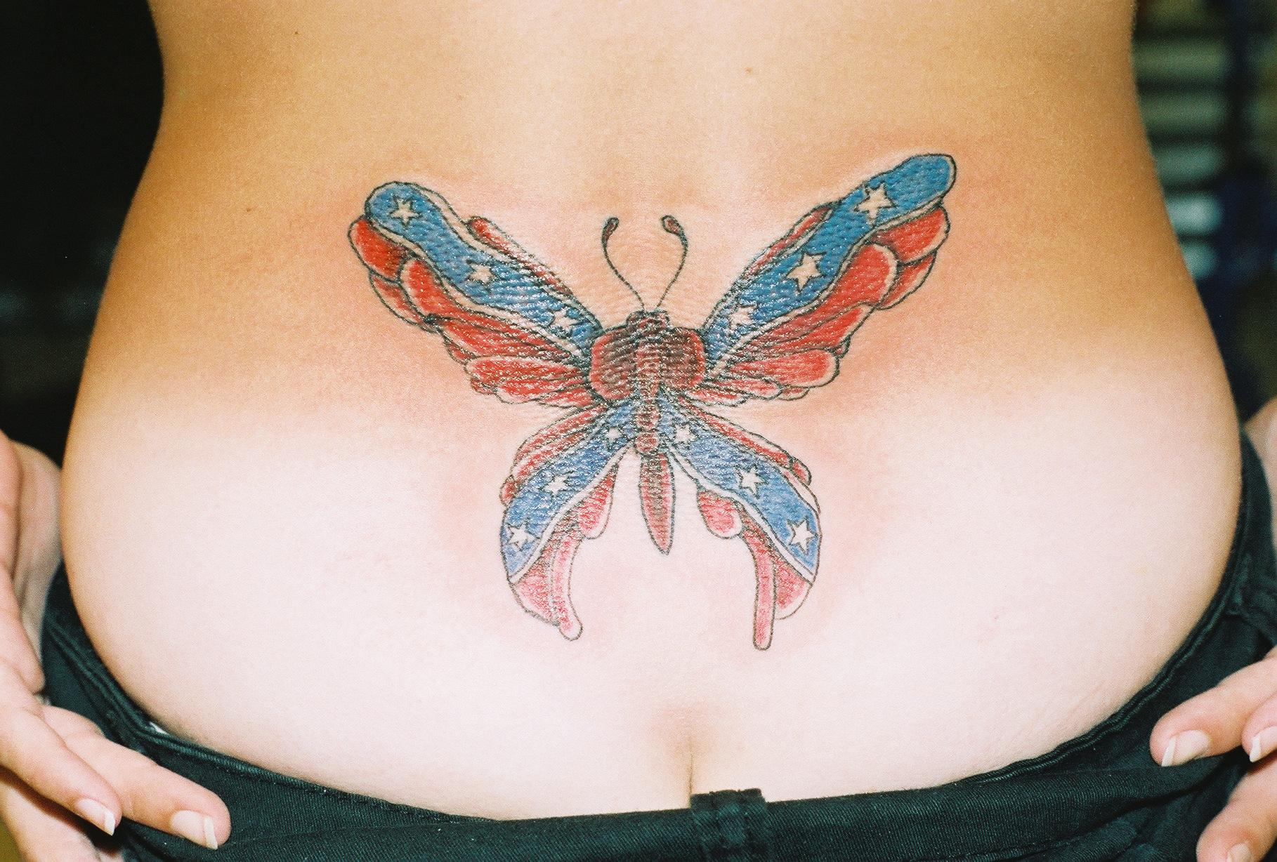 rebel butterfly by katyadraco