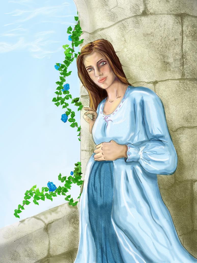 Lyanna Stark by Curtana