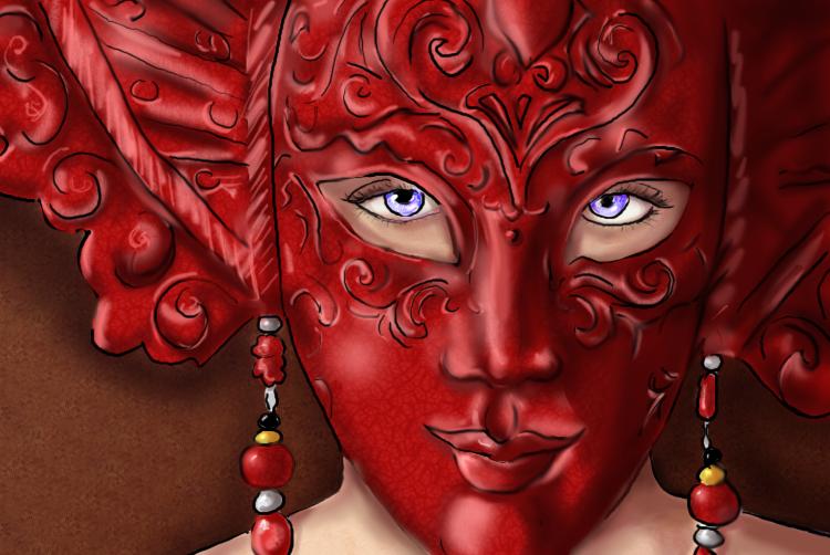 Quaithe Mask