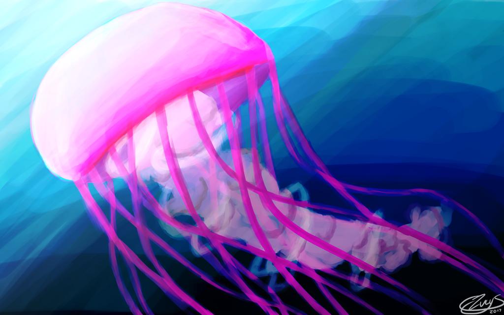 Jellyfish by PineMist79