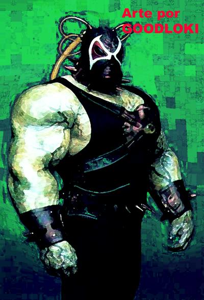 Bane Batman y Robin by GOODLOKI on DeviantArt