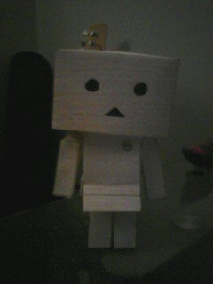 articulated danbo papercraft by noixeZ