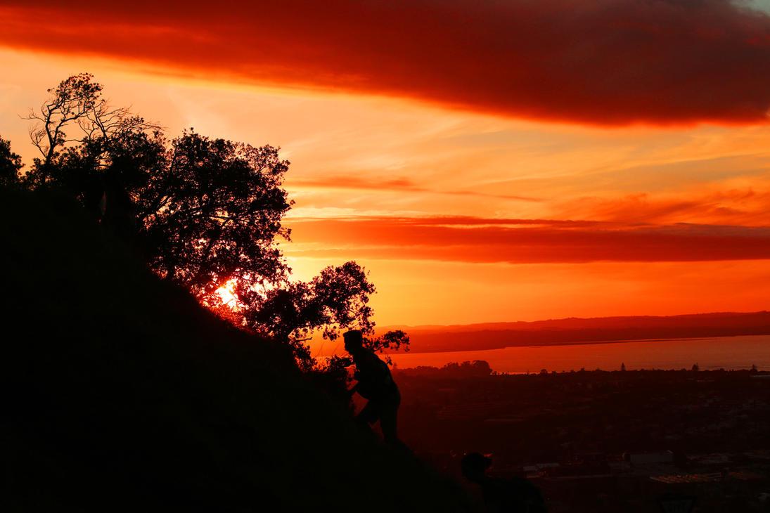 Sunset by bLaStInAtOr130