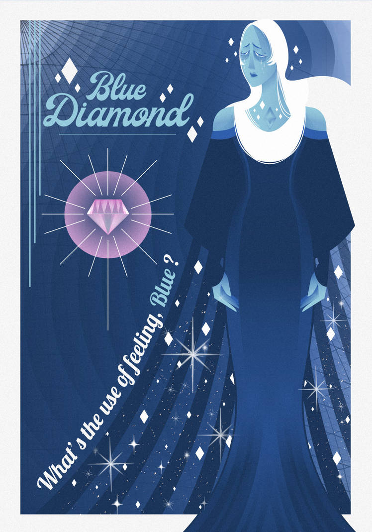 Blue Diamond - Steven Universe by Aranael-gallery