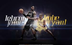 LeBron VS Kobe by G-Crew