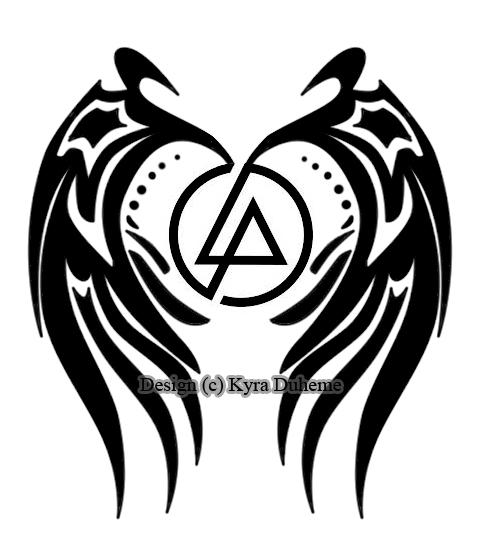 Linkin Park Tattoo Concept By Kyraduheme On Deviantart