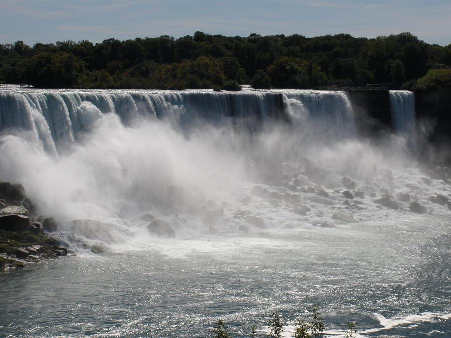 Niagara falls by ladyreemz86 on deviantart for Niagara falls coloring page