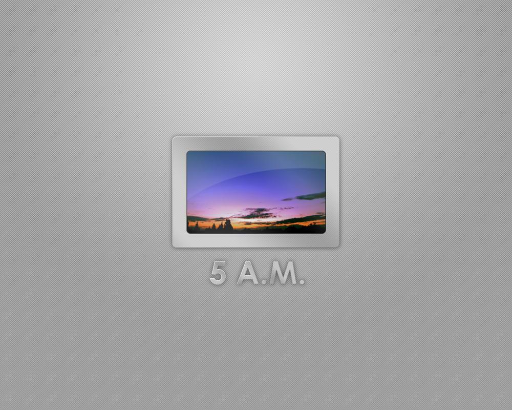 5 A.M. by KorToIk