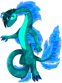 ADJL - Dragon!Shizue