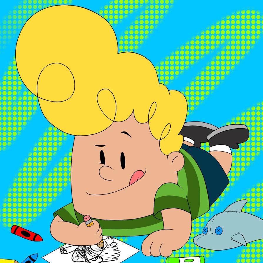 Happy B-Day, Harold Hutchins! by Jackie-SugarSkull