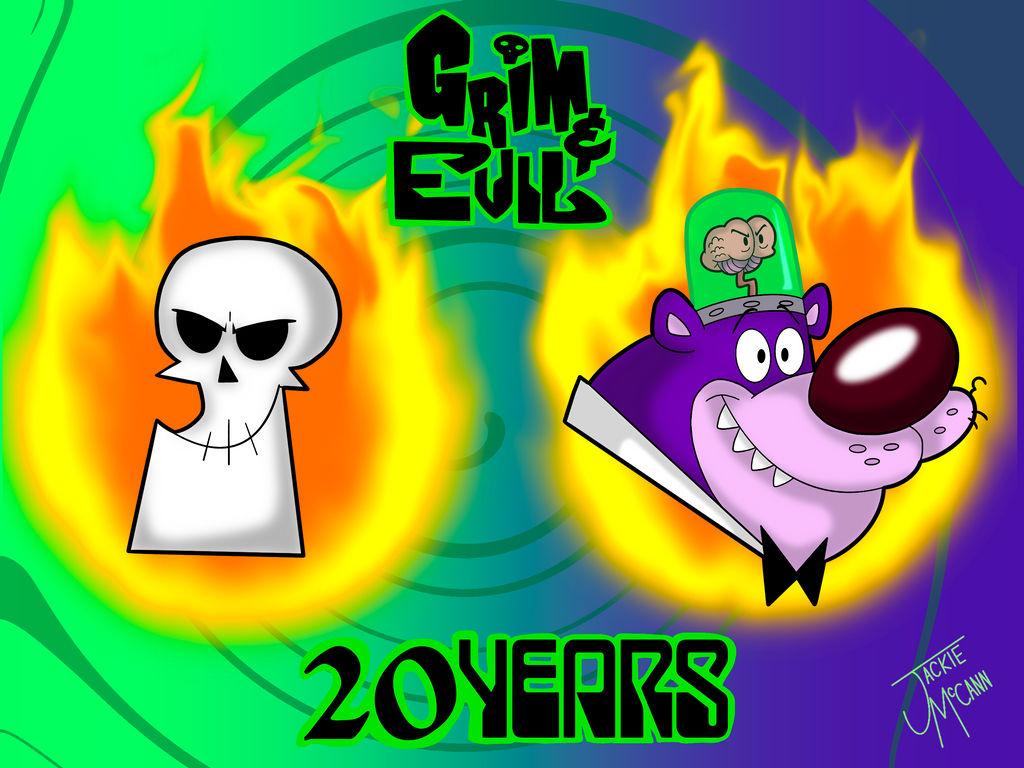 Grim and Evil Anniversary - The Big 2-0