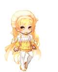 Lemon Meringue Pie Girl by roselovehunt