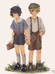 Good kids by soreiyu-run