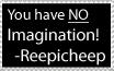 Reepicheep stamp by Athenafire